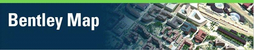 Bentley Map - Un SIG de pointe pour les infrastructures du monde entier